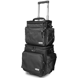 UDG SlingBag Trolley Set Deluxe (Black)