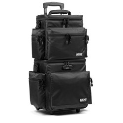 UDG Ultimate Sling Bag Trolley Set DeLuxe (Black/Orange)