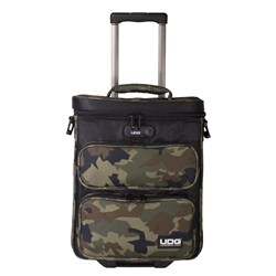 UDG Ultimate DIGI Trolley To Go (Black Camo / Orange Inside)