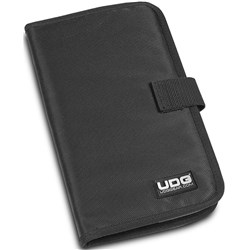 UDG Ultimate CD DVD Wallet 24 (Black)