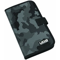 UDG Ultimate CD DVD Wallet 24 (Digital Camo Grey)
