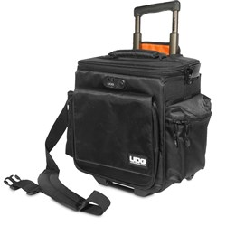 UDG Ultimate Sling Bag Trolley DeLuxe (Black/Orange)
