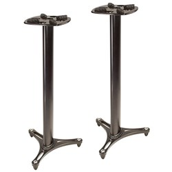 "Ultimate Support MS-90/45B Monitor Stands 45"" (Black)"