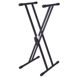 UXL KBS-250 DLX Keyboard Stand Double X-Braced