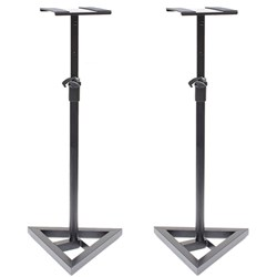 UXL SKS-39B Height-Adjustable Monitor Stands (Pair)