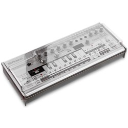 Decksaver Roland TB03 / TR08 TR09 / Boutiques with DK01 Attached Cover