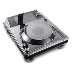 Decksaver Pioneer XDJ1000MK2 Player Cover (fits MK1 also)
