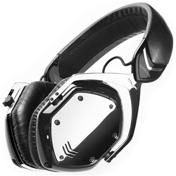 OPEN BOX V-Moda Crossfade Wireless Over-Ear Headphones (Phantom Chrome)