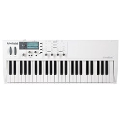 Waldorf Blofeld Keyboard Synthesizer (White)