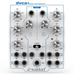 Waldorf dvca1 Dual VCA w/ Precision Analogue Amp For Eurorack