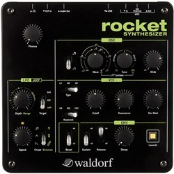 Waldorf Rocket Desktop Synthesizer Module