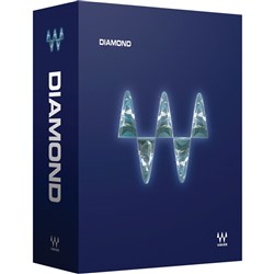 Waves Diamond Bundle (Native) (eLicense - Digital Delivery)