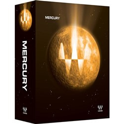 Waves Mercury Bundle (Native) (eLicense - Digital Delivery)