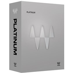 Waves Platinum Bundle (Native) (eLicense - Digital Delivery)