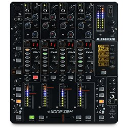 Allen & Heath Xone:DB4 Traktor Certified DJ Mixer