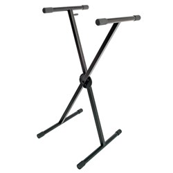 Xtreme KS165 Keyboard Stand Heavy Duty Single Braced 'X' Style