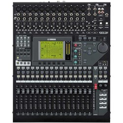 Yamaha 01V96I Digital Mixing Console w/ USB Audio Interface