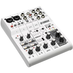 Yamaha AG06 Multipurpose 6-ch Mixer w/ USB Audio Interface