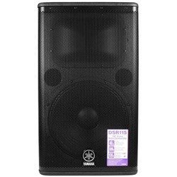 "Yamaha DSR115 1300w 15"" Powered PA Speaker"