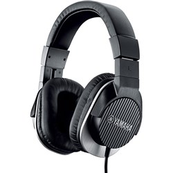Yamaha HPH-MT220 Studio Series Headphones (Black)