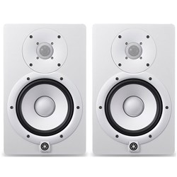 "Yamaha HS7W 6.5"" Active Studio Monitor - White (Pair)"