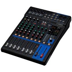 Yamaha MG10XUF 10 Input Mixer w/ FX & USB Audio Interface (Fader Version)