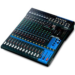 Yamaha MG16XU 16 Input Mixer w/ FX & USB Audio Interface