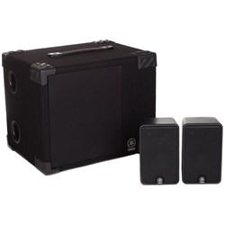 Yamaha MS50DR 50W DTX Monitor Speaker System