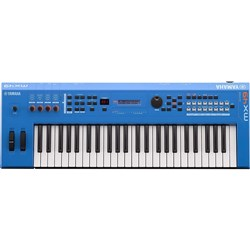 Yamaha MX49 BU MK2 Synthesiser w/ MOTIF XS Sound Engine (Blue)