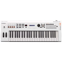 Yamaha MX49 WH MK2 Synthesiser w/ MOTIF XS Sound Engine (Limited Edition White)