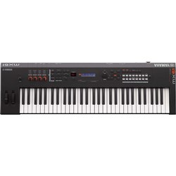 Yamaha MX61 BK MK2 Synthesiser w/ MOTIF XS Sound Engine (Black)