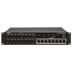Yamaha Tio1608D Dante-Equipped I/O Rack w/ 16-Mic/Line Inputs & 8-Line Outputs for TF Series