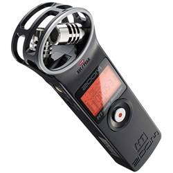 Zoom H1 Handy Recorder (Black)