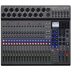 Zoom LiveTrak L-20 Digital Mixer & Recording Console