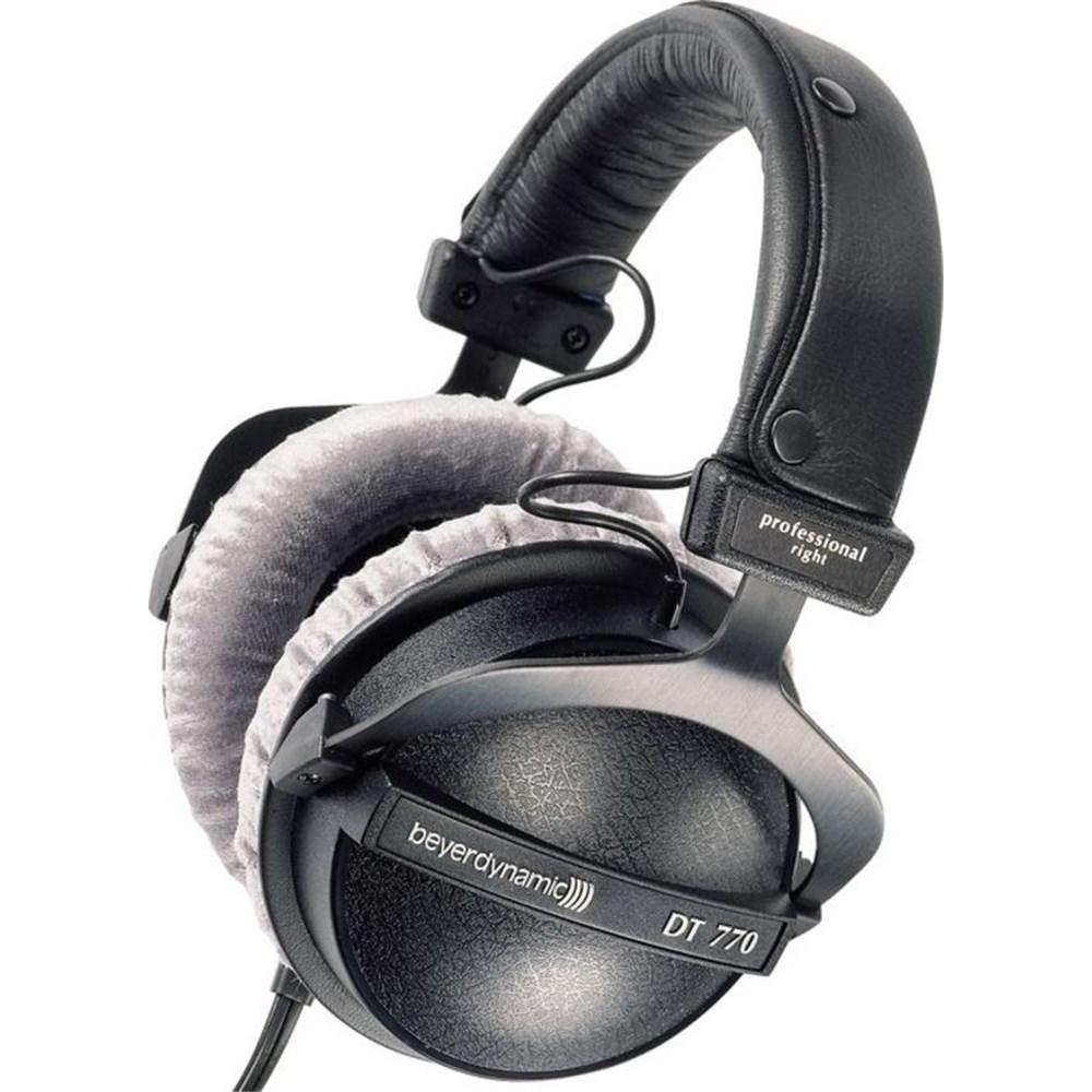 7c5470e461c Beyerdynamic DT770 PRO Closed Studio Headphones (250ohms) | Studio /  Monitoring Headphones - Store DJ