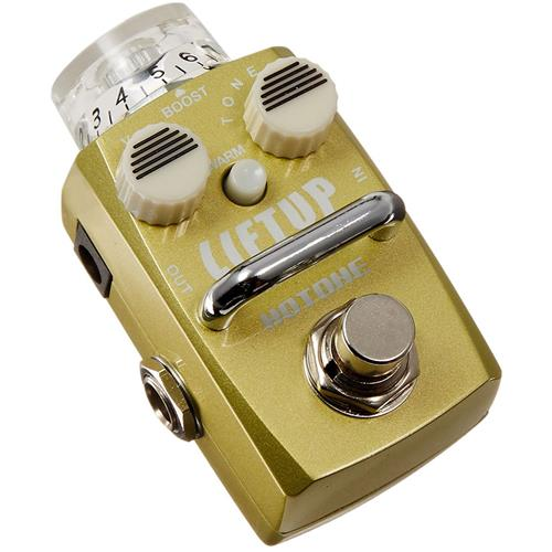 Hotone Skyline Liftup Compact Clean Boost Pedal w/ Warm Button & True Bypass