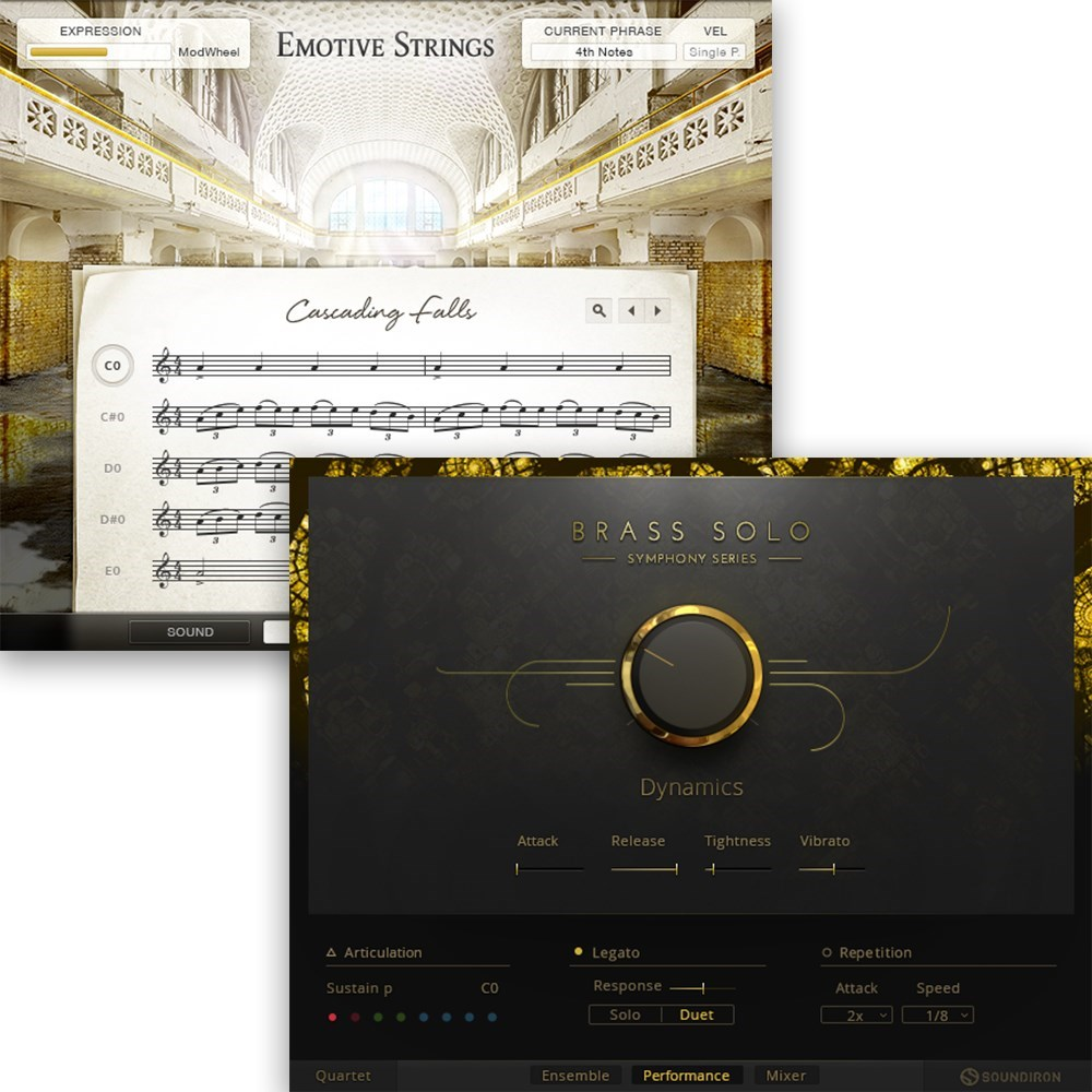 emotive strings vs session strings pro