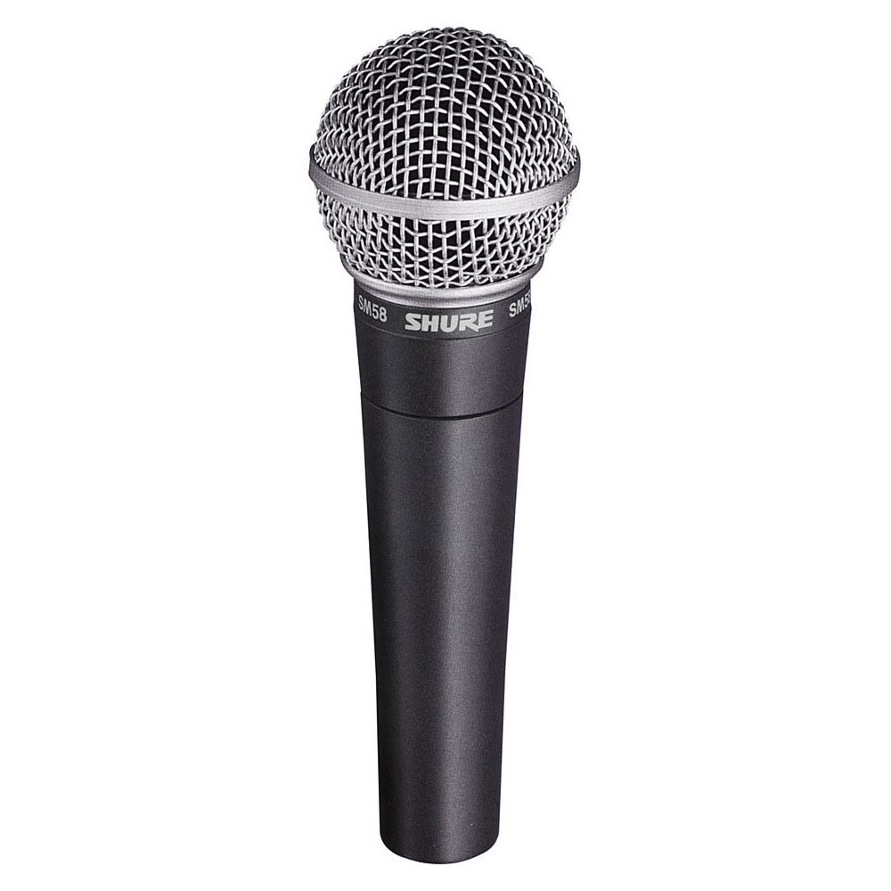 Shure SM58 Dynamic Vocal Microphone   Dynamic Microphones - Store DJ