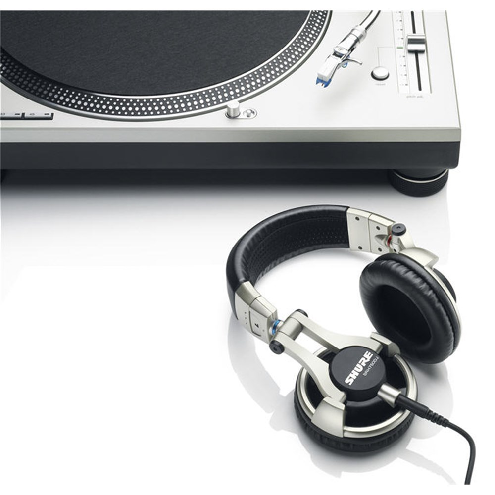 Shure SRH750DJ Professional DJ Headphones  ab98bffdc8