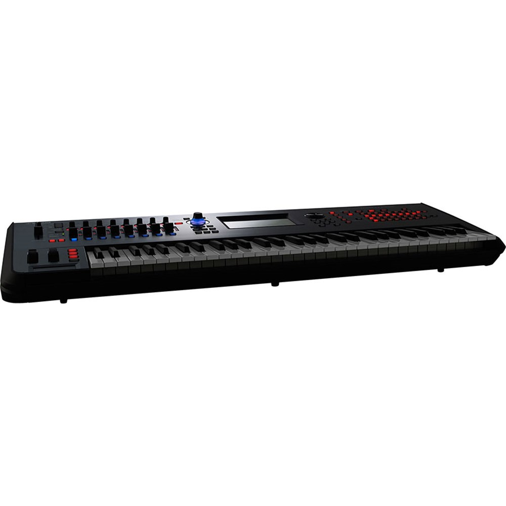 Yamaha Montage 6 61-Key Synthesiser w/ Motion Control Synthesis Engine