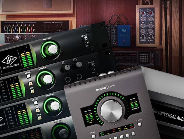 UAD Apollo Bonus Deals