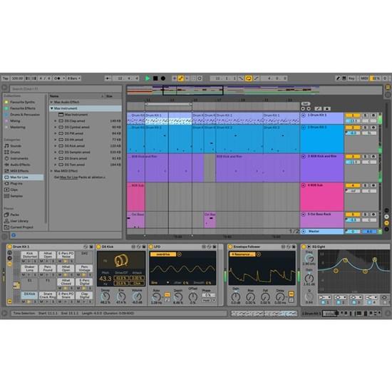 Ableton Live 10 Suite Music Production Software - EDU