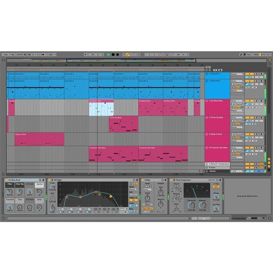 Ableton Live 10 Standard Music Production Software (Education Edition)