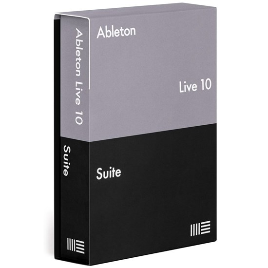Ableton Live 10 Suite Music Production Software | DAW Software