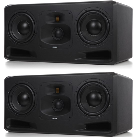 "ADAM S5H 3-Way Dual 10"" Main Monitors (Pair)"