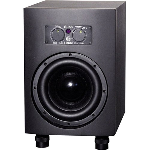"ADAM Sub 8 8.5"" Active Subwoofer"