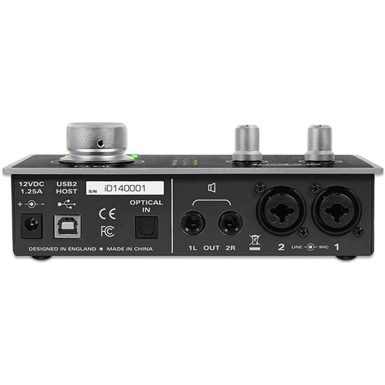 OPEN BOX Audient iD14 USB Audio Interface