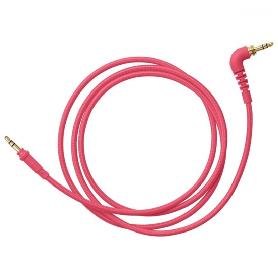 AIAIAI TMA-2 C13 Straight Woven Cable 1.2m (Neon Pink)