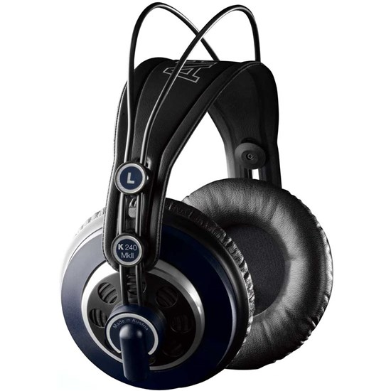 AKG K240 MKII Professional Open Back Headphones