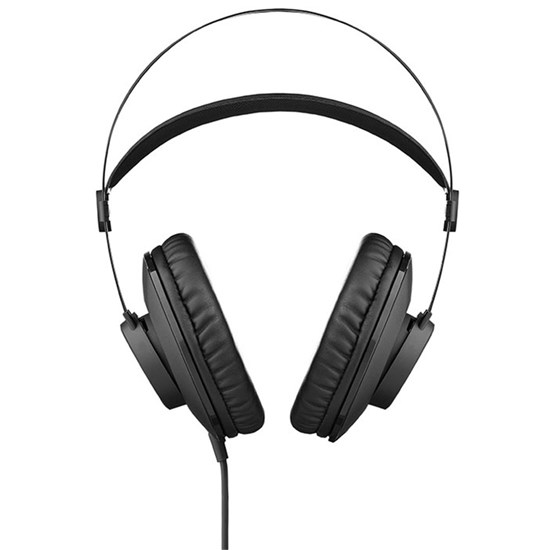 AKG K72 Closed-Back Headphones for Live Sound Monitoring & Recording Studios